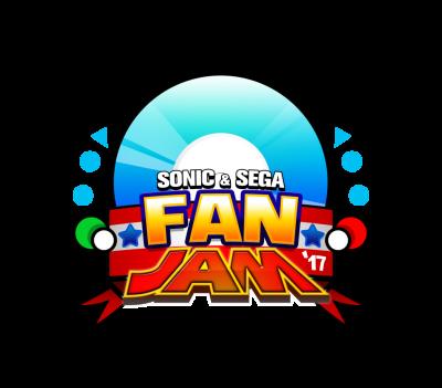 Sonic & SEGA Fan Jam 2016 Logo