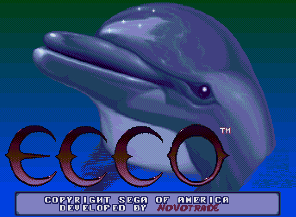 3d Ecco The Dolphin And Galaxy Force Ii Hit The Nintendo