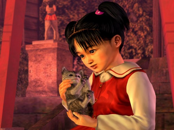 Cat Shenmue
