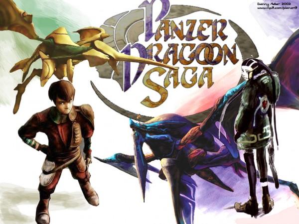 Panzer Dragoon Saga-a