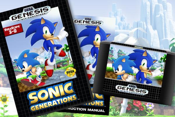 arts   crafts make your own sonic generations genesis box nintendo instruction manual super nintendo instruction manual