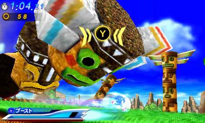 Sonic Generations 3ds Скачать Торрент - фото 6