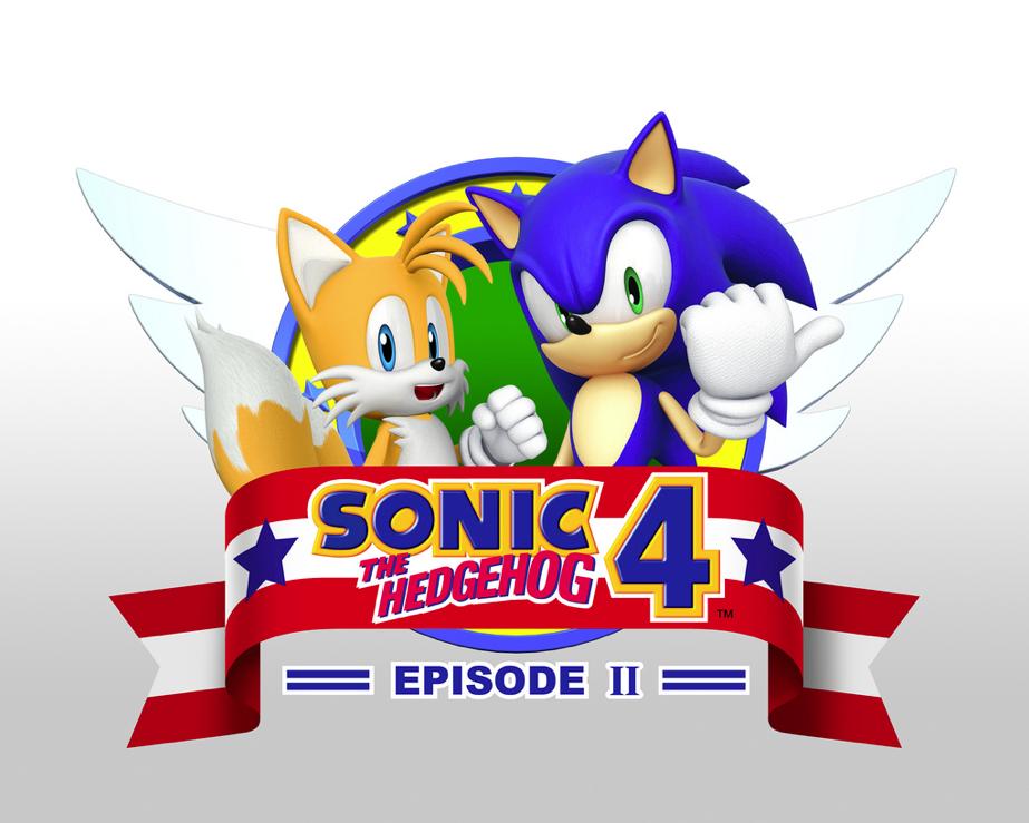 Sonic 4 Episode 2 Logo Revealed Segabits 1 Source For Sega News