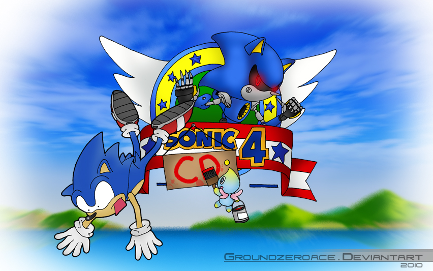 sonic the hedgehog 4 episode 1 pc version