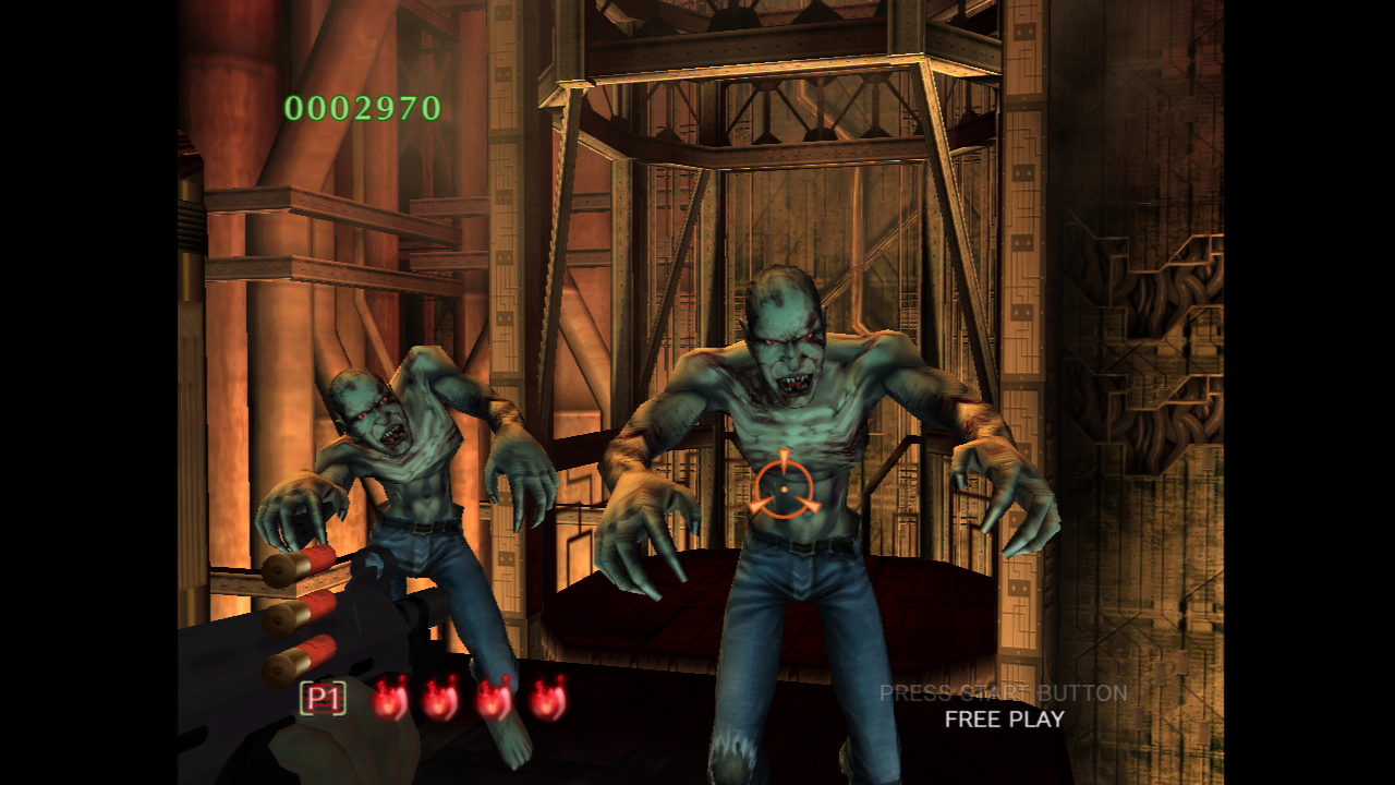 Review House Of The Dead Iii Psn Segabits 1 Source For