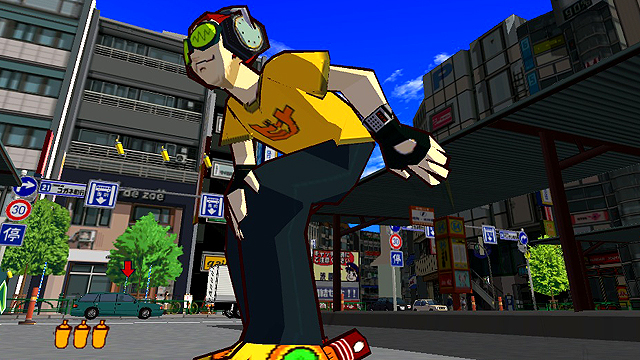 SEGA pulls Jet Set Radio from the App Store and soon from