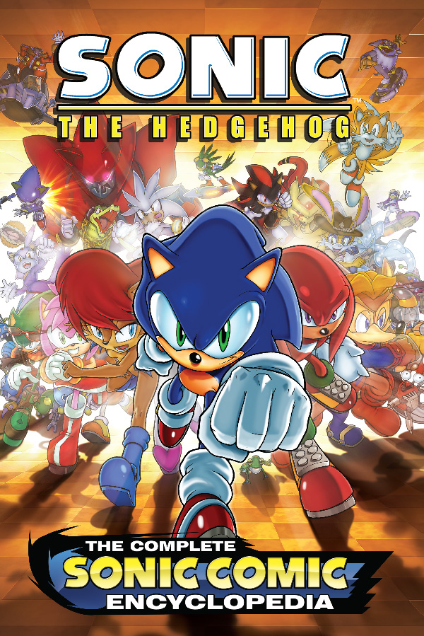 A look at mobius the complete sonic comic encyclopedia segabits archie has been publishing sonic the hedgehog comics since way back in 1992 making it the longest running video game based comic ever thecheapjerseys Gallery
