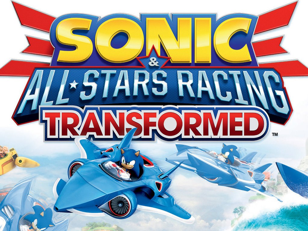 Sonic & All-Stars Racing Transformed hits shelves early, and new
