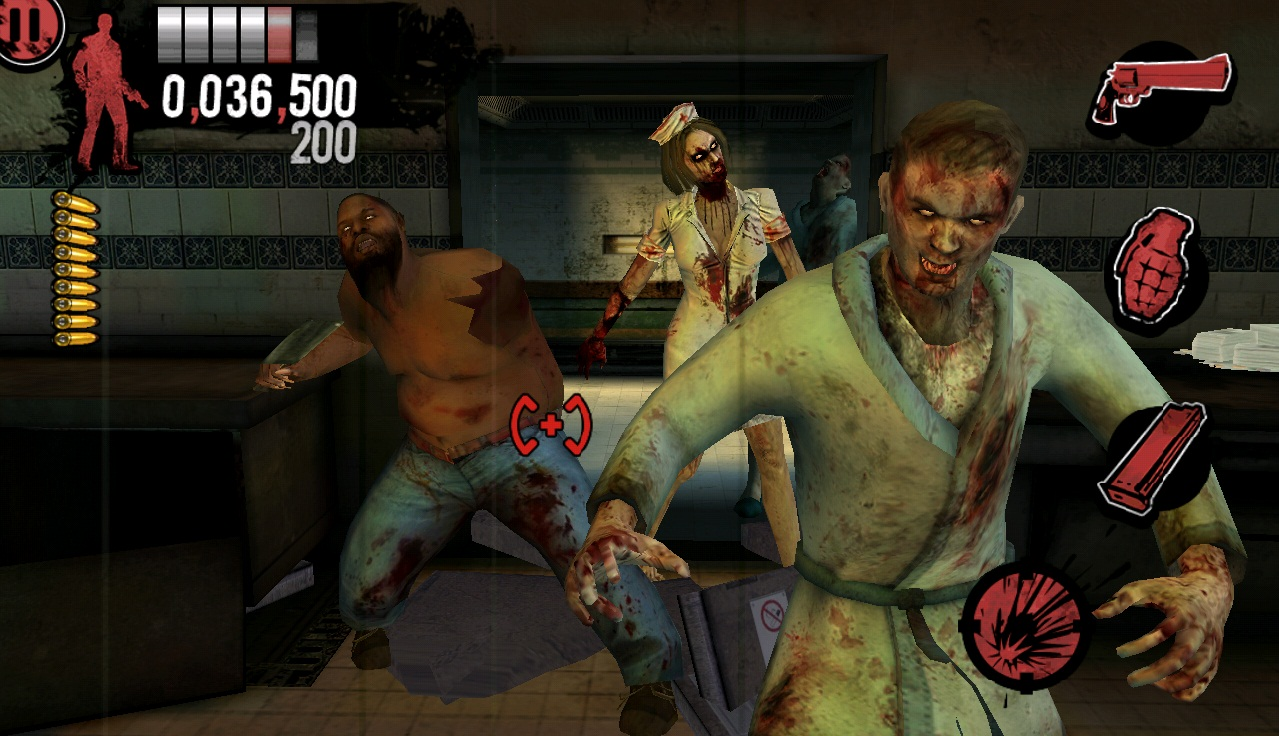 House of the dead overkill segabits 1 source for sega for Housse of the dead