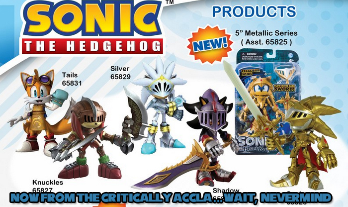 jazwares has a bunch of sonic toys planned for this year segabits