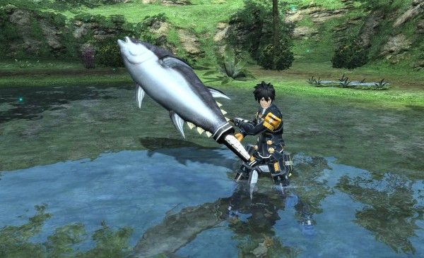 PSO2BigFish