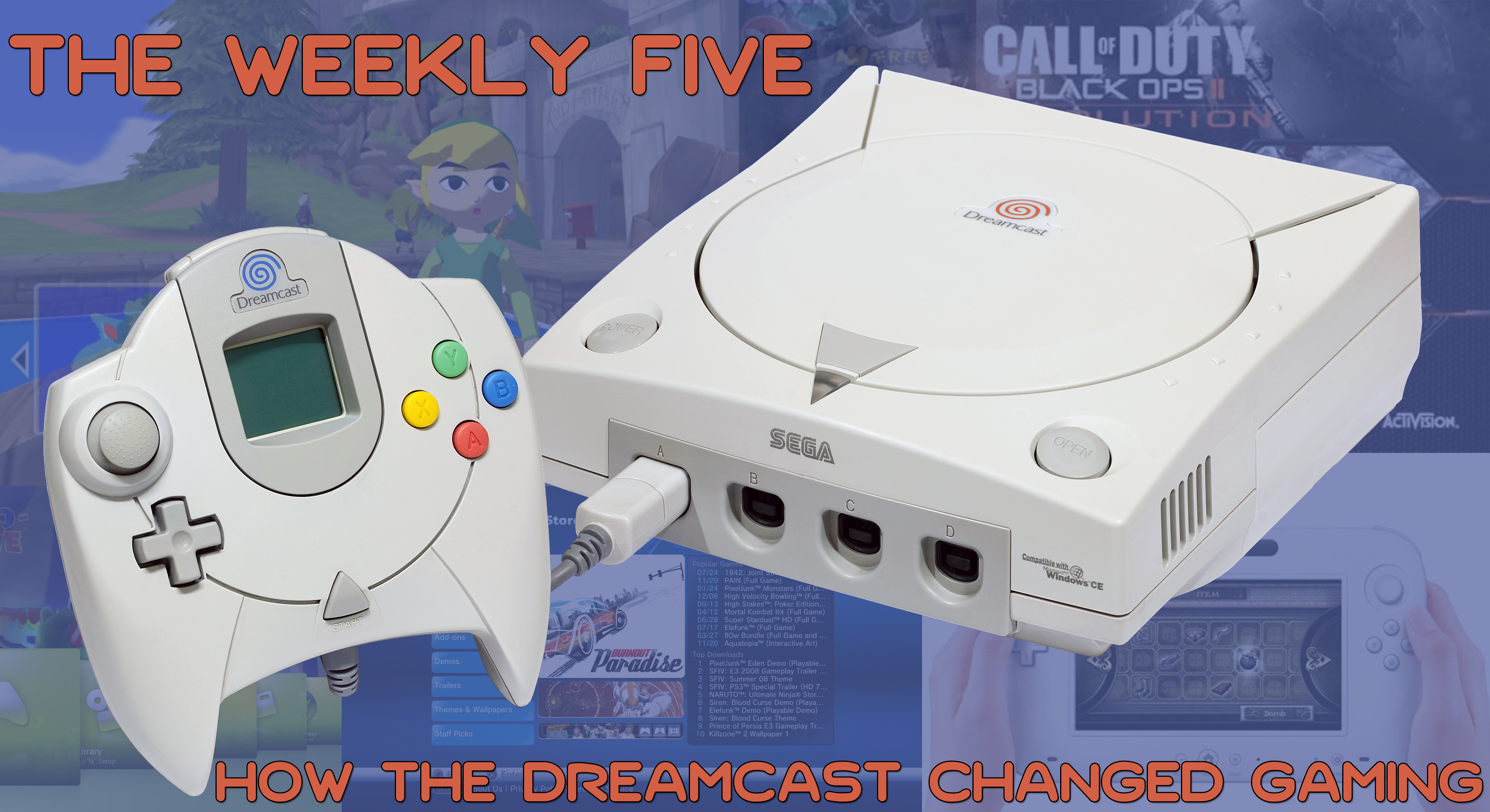 DreamcastFive