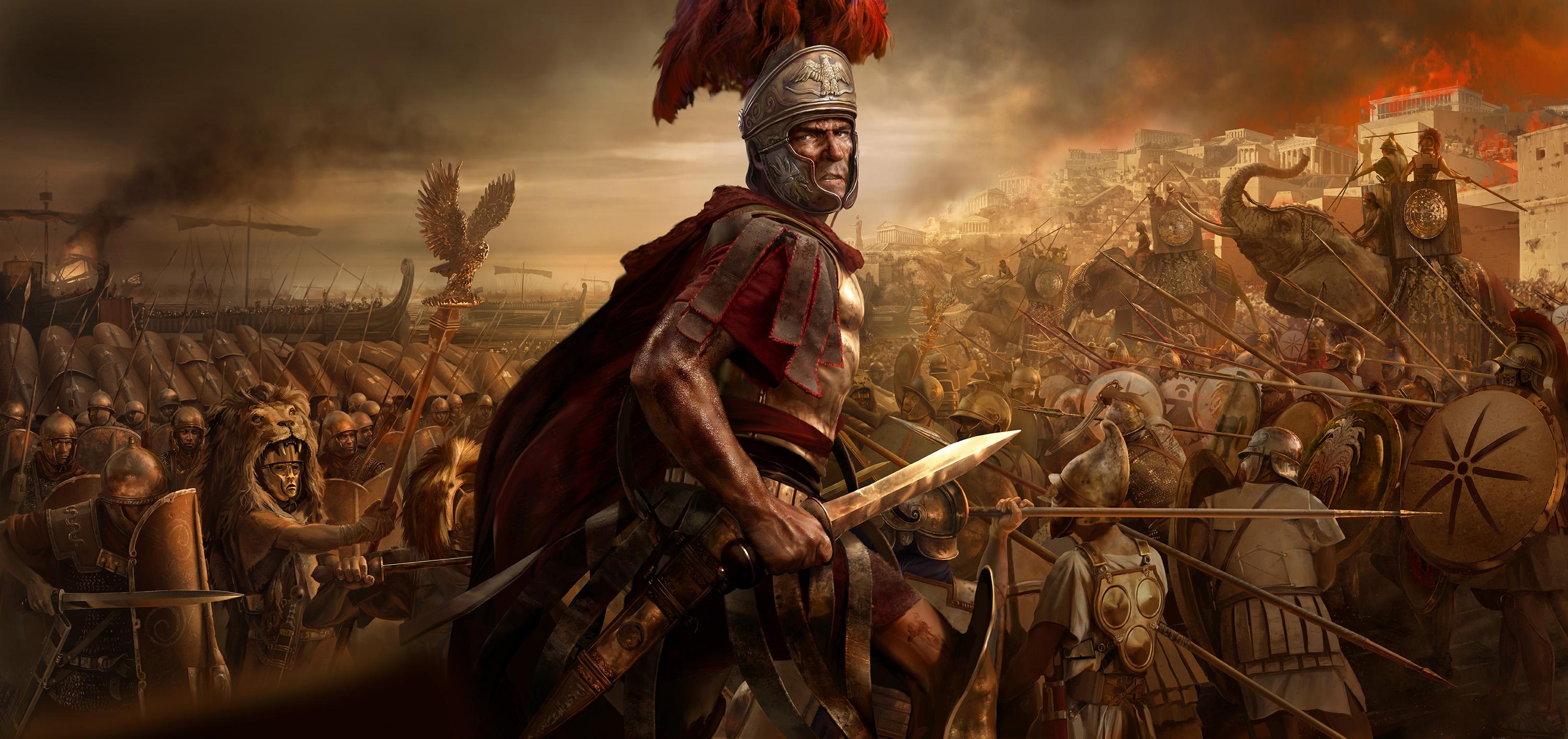 Total War Rome 2 Packart
