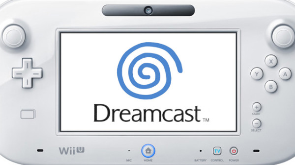 WiiuDreamcast