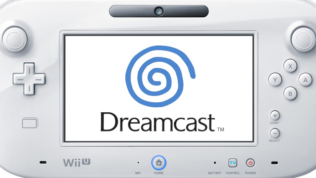 WiiuDreamcast
