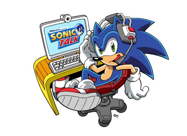 Sonic Talk COLOR