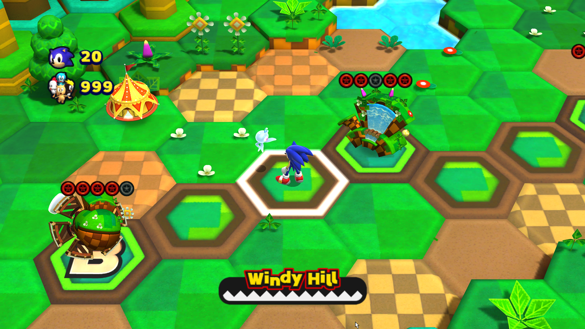 New sonic lost world screens reveal miiverse functions game map 28318miiversea13080101 gumiabroncs Images