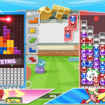 Puyo Puyo Tetris trailer solves the 'how it plays' puzzle