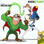 Earthworm Jim joins Boogerman in his 20th anniversary kickstarter