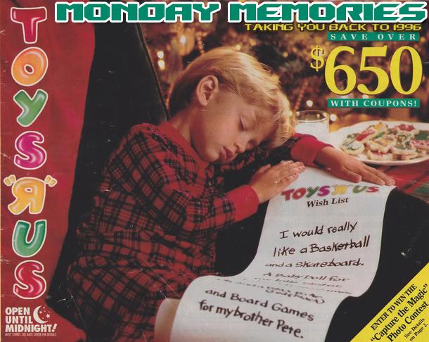 MondayMemoriesToyRUs