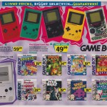 Game Boy is still around and cheap!