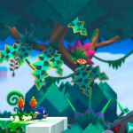 Sonic Lost World official site reveals World names and Color Powers