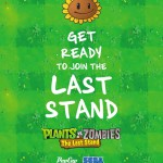 SEGA & PopCap Games team up for Plants vs. Zombies Last Stand