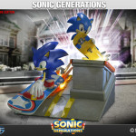 First 4 Figures Sonic Generations diorama up for pre-order, prices revealed