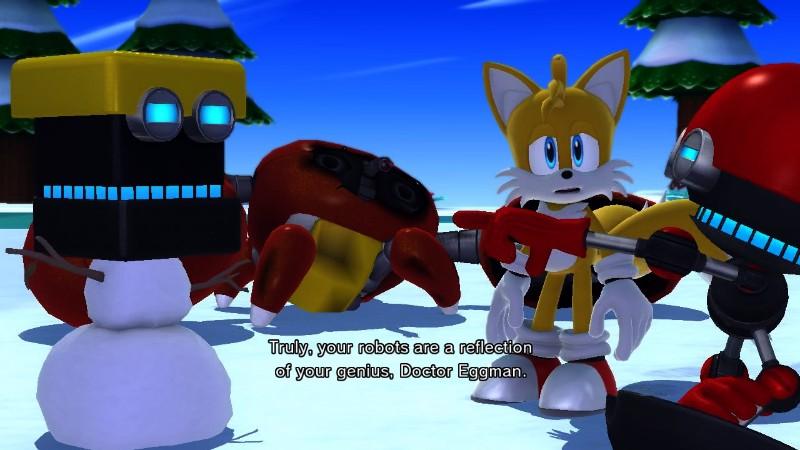 Sonic The Hedgehog Tornado or Sonic The Hedgehog