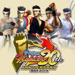 Tons of Virtua Fighter News from VF20th NicoNico Live Stream