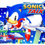 Sonic Talk Lost World Holiday Special