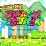 Tuesday Tunes: Super Fantasy Zone's Water Melody