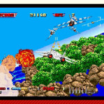 Japan's next Nintendo 3DS SEGA classic is After Burner II