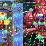 Indie shmup NEO XYX releases today for the SEGA Dreamcast