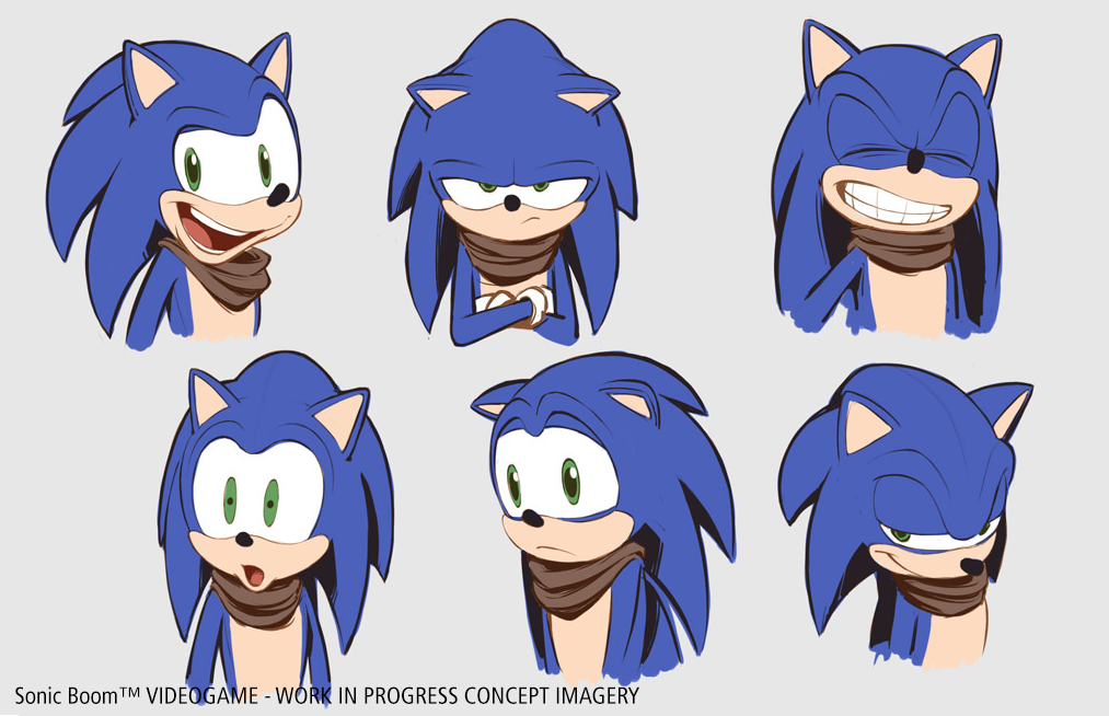 the sega five how sega redesigned sonic the hedgehog segabits