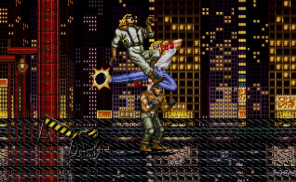 Megadrive-Genesis-Streets-of-Rage-2-Stage-02-9-BOSS-JET