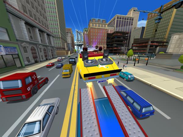 Crazy Taxi City Rush - 01_1394730215