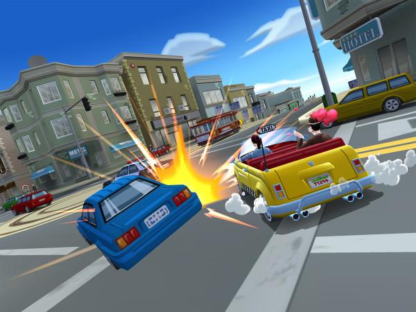Crazy Taxi City Rush - 03_1394730217