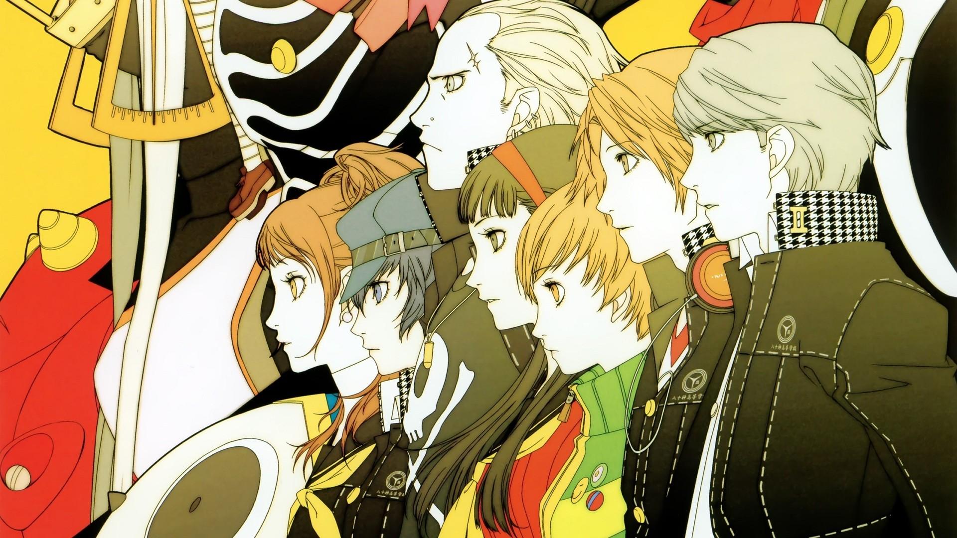 Nahu and Friends: Persona 4 (Undub) [PS2]