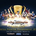 SEGA CUP: Virtua Fighter Tournament begins today!