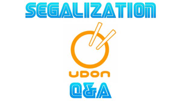 Segalization/UDON