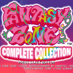 Fantasy Zone Collection to be re-released for PS3 tomorrow in Japan. Get Ready!