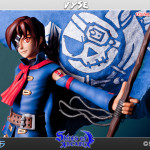 "SEGA All-Stars ""Skies of Arcadia"" Vyse statue now available to pre-order from First 4 Figures"