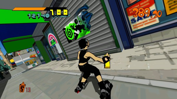 jet set radio main