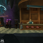 The Cave decends into the  Humble Mobile Bundle 5