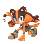 New Sonic Boom character revealed – presenting Sticks the Badger