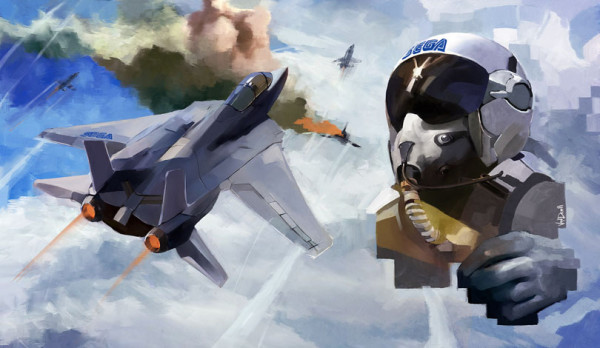Afterburner-Sega-Art-by-Daniel-Vendrell-