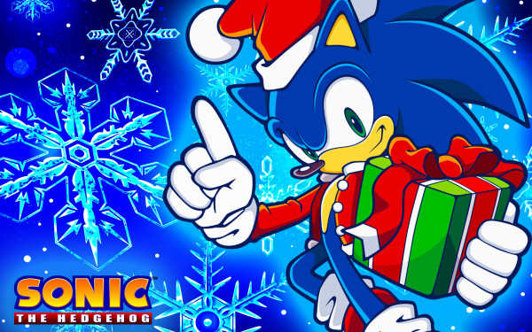ChristmasSonic