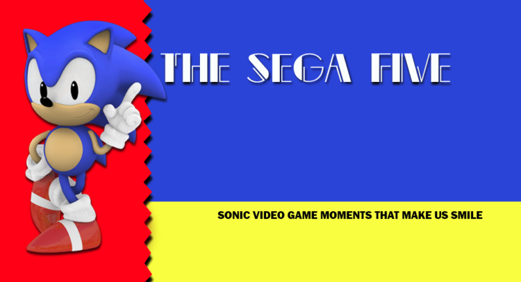 SEGAFIVESonicMoments