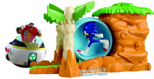 Sonic Boom toy